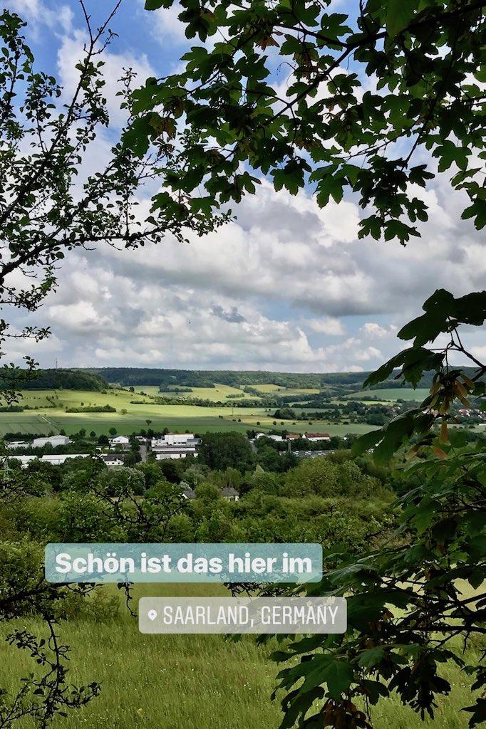 Glamping im Saarland: Wohnen wie die Hobbits