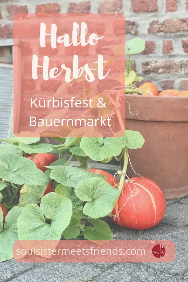 Hallo #Herbst: Kürbisfest & Bauernmarkt