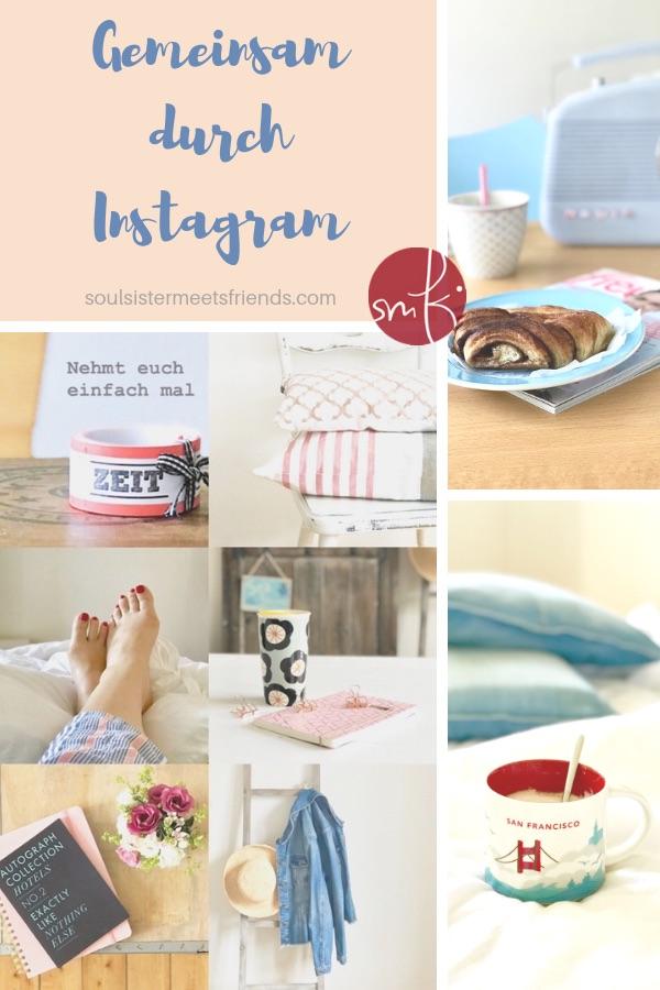 Gemeinsam durch #Instagram: drei große Insta-Challenges