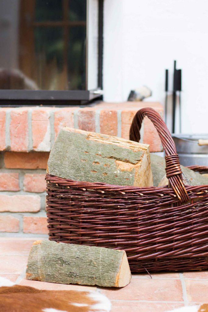 #Interior Trend Natural Living: Wohnen mit #Körben