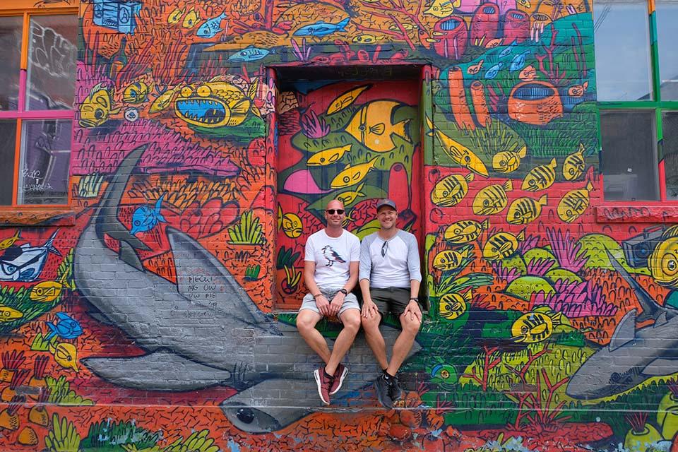 5 Fragen an: Hanno & Malte @weltumrunder: von Köln aus einmal um die ganze Welt