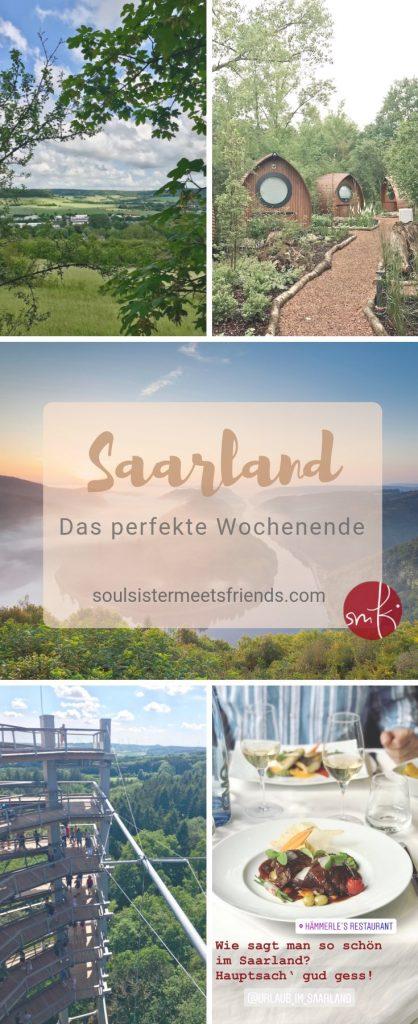 Das perfekte Wochenende im Saarland: Genuss pur!