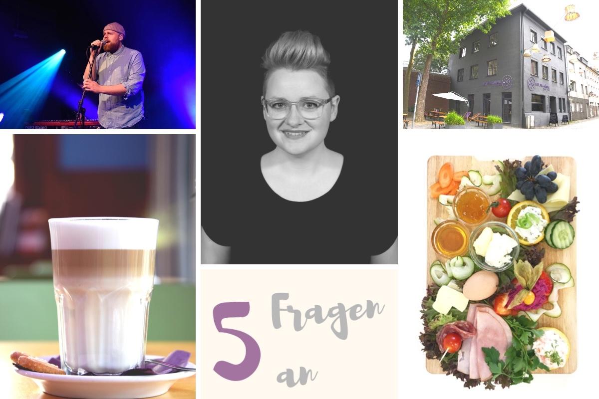 5 Fragen an: das Interview mit Hannah @Kulturküche Mönchengladbach