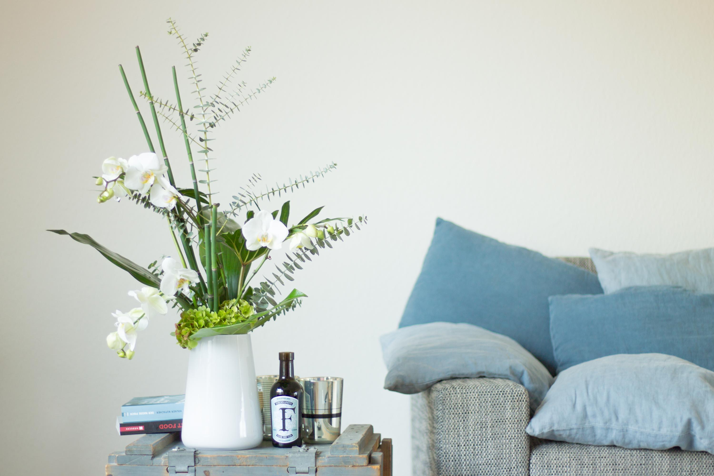 Orchideen: stylische Hingucker für die Blumendekoration