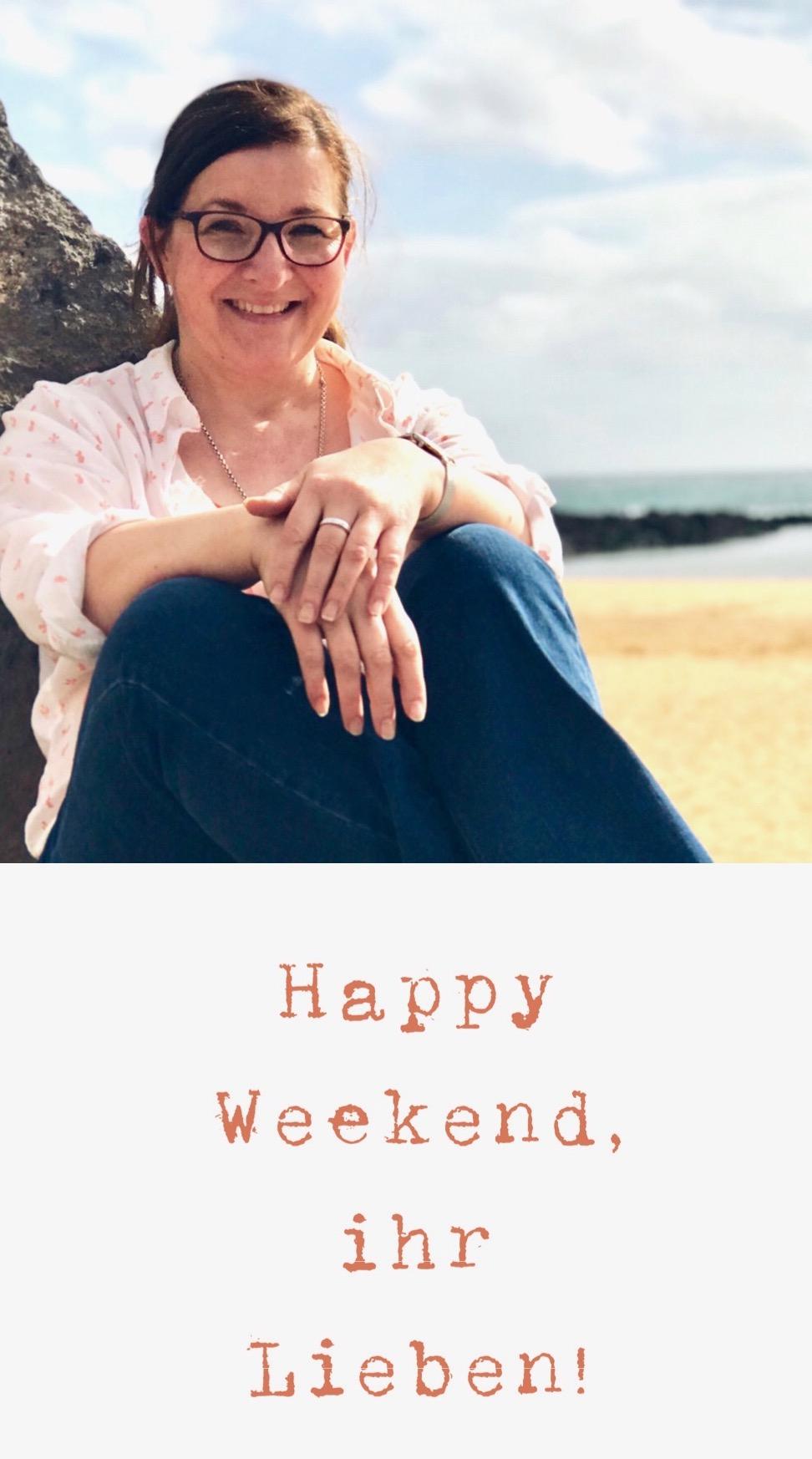 Happy Weekend: Blogparade #sonntagsglück