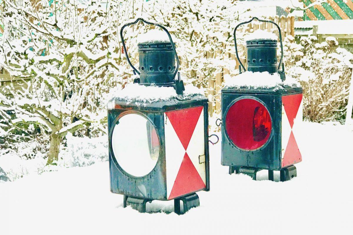 Blogparade #sonntagsglück: Schnee im Rheinland