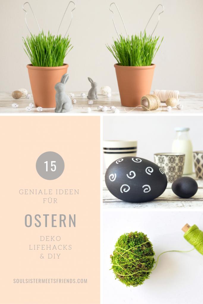 15 geniale Ideen für Ostern