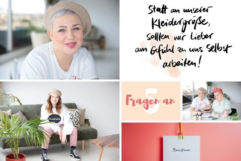 Fünf Fragen an Sandra Wurster @Bauchfrauen: Schönheit kommt von innen