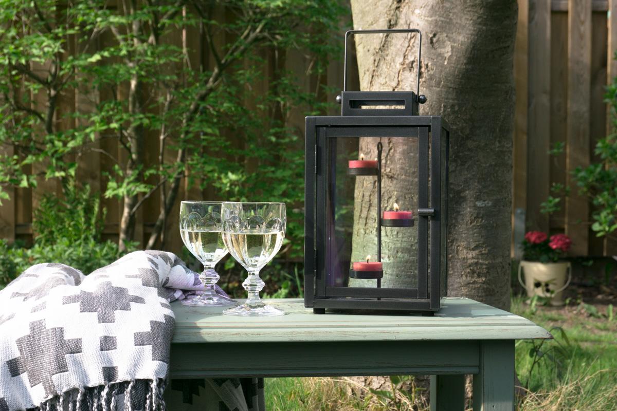 Gute Stimmung drinnen & draußen: Kerzenlicht & sanfte Düfte