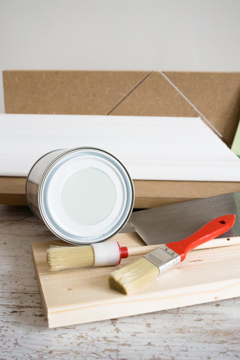 Upcycling mit Kreidefarben: ganz einfach gemacht