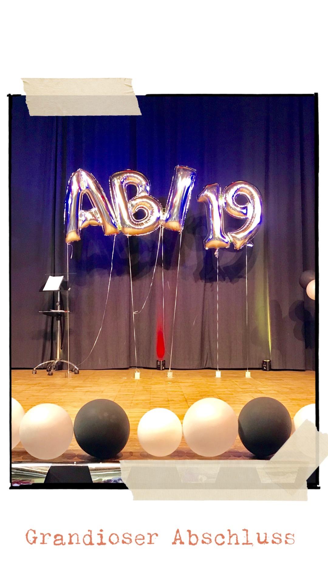 Blogparade #sonntagsglück: Abizeugnis & Abiball – school's out!