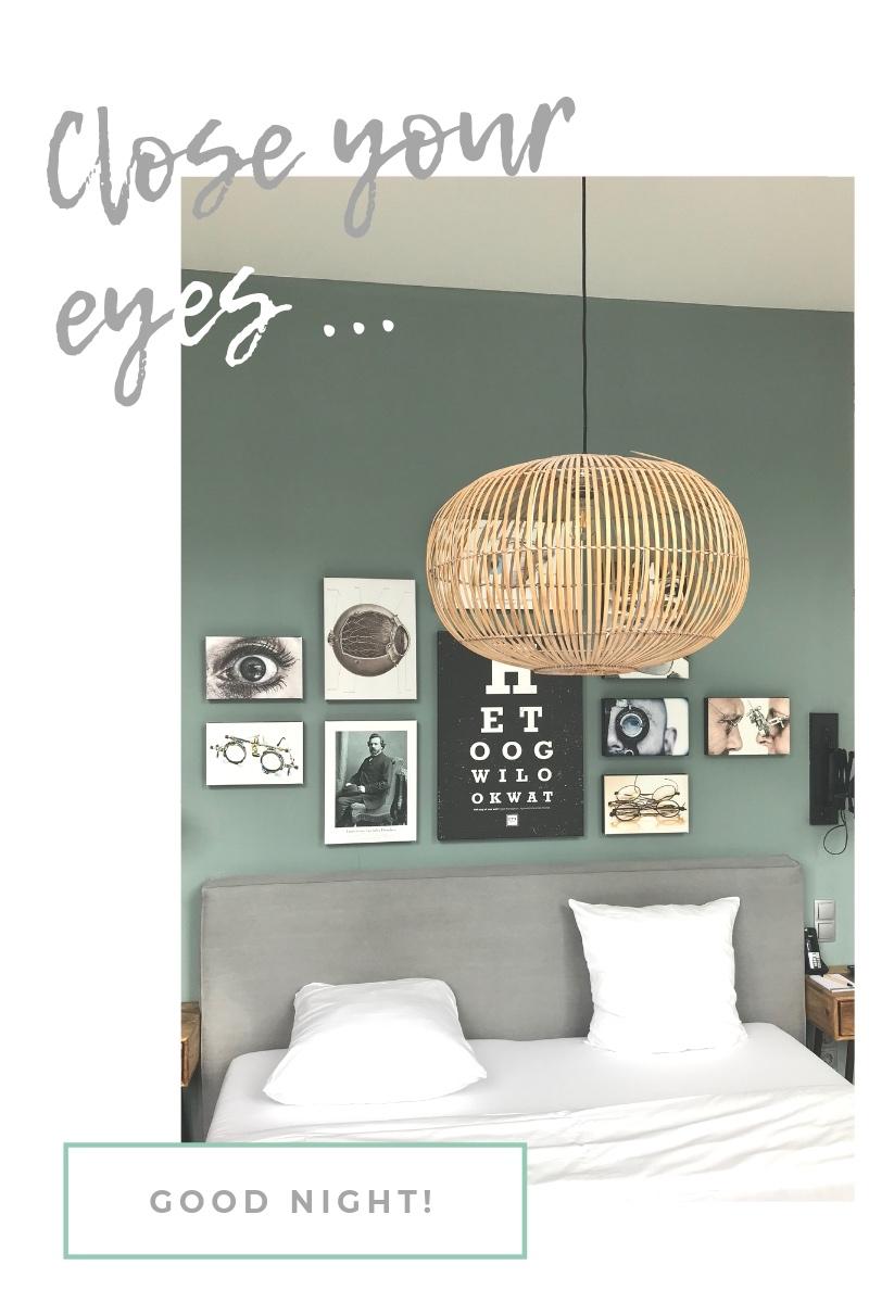 Visit Utrecht: Eye Hotel – design and details.