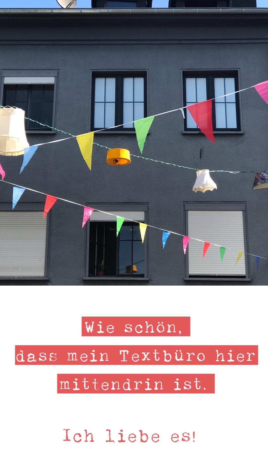 Blogparade #sonntagsglück: Somemrfest auf'm Altstadtkiez in Mönchengladbach