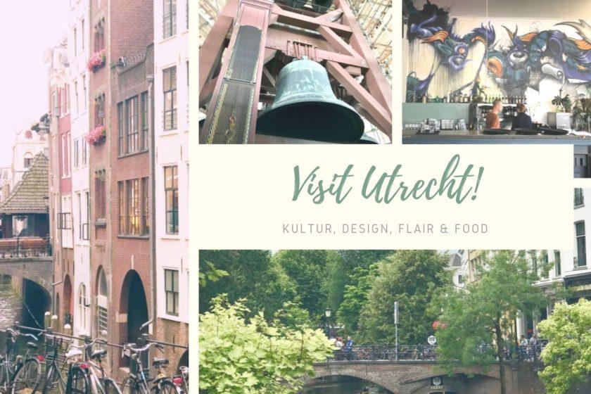 Das perfekte Wochenende in Utrecht, Niederlande: entspanntes Flair, tolle Restaurant & ganz viel Kultur