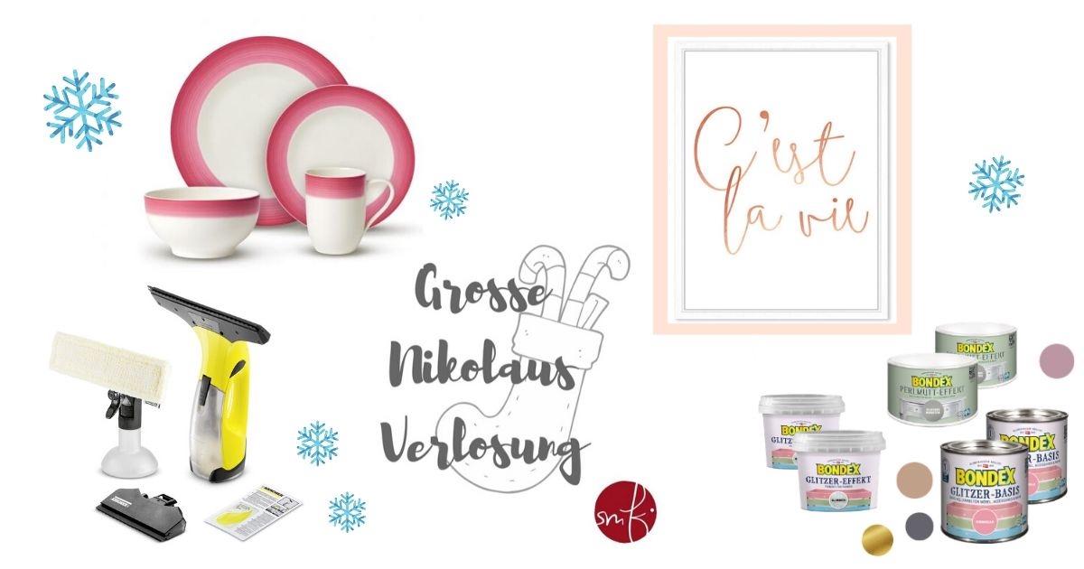 Grosse Nikolaus-Verlosung: Gewinnspiel auf Social Media