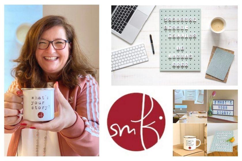 Netzwerken beim sonntagsglueck: What's your story? Mein Workshop für Storytelling