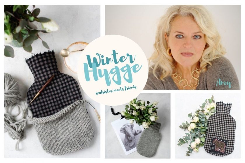 Winter Hygge: Hüllen für die Wärmflasche mit Amy @einfallsreich