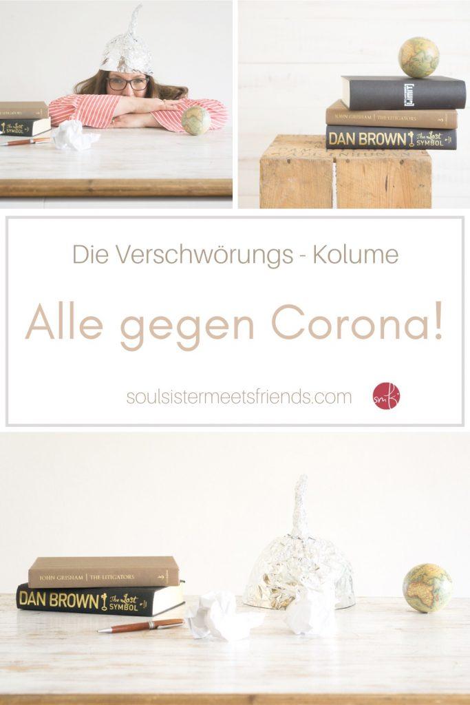 Die smf Kolumne: Corona und die Verschwörungstheorien oder Aluhut tut selten gut!
