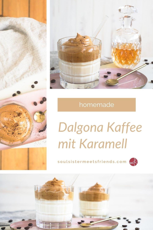 Dalgona: Coffee mit Kick – Kaffee meets Karamellsirup