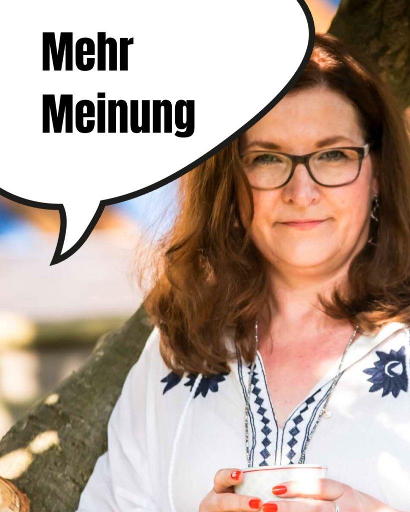 Katrin Rembold - das Blogmagazin. JOurnalistin & Texterin. Mehr Meinung braucht das Leben!