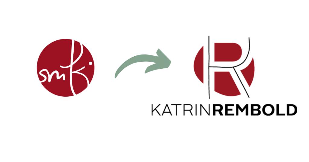 neues Logo katrinrembold.de