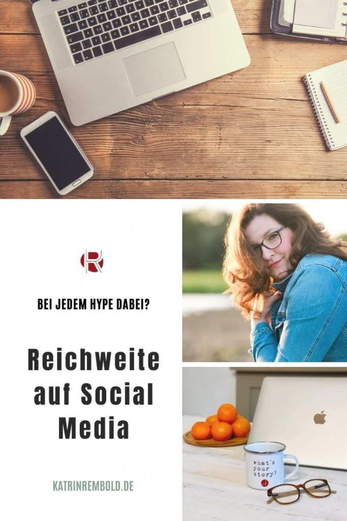 Reichweite auf Social Media
