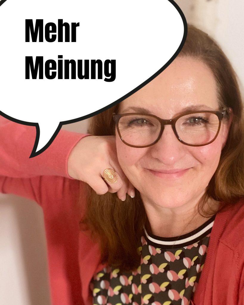 mehr Meinung Kolumne Katrin Rembold